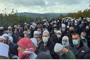 درگیری در جولان اشغالی/حمله نظامیان صهیونیست به معترضان سوری