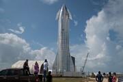 ماموریت موشک «استارشیپ» یک ثانیه قبل از پرتاب لغو شد
