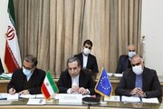 پنجمین دور گفتوگوهای عالیرتبه ایران و اتحادیه اروپا برگزار شد