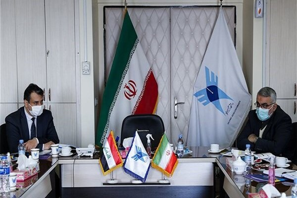 گسترش تعاملات علمی و دانشگاهی دانشگاه آزاد اسلامی با دانشگاه های عراق