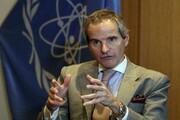گروسی: به دنبال گفتگوهای سازنده با تهران هستیم