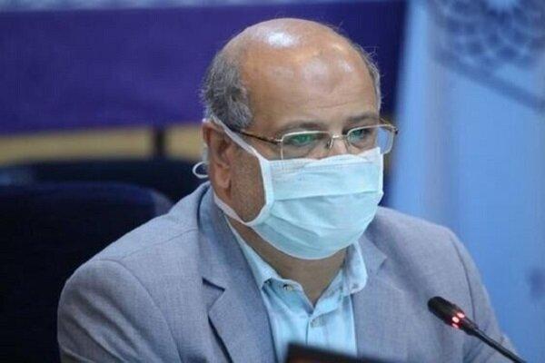 زالی: وضعیت تهران تا آخر هفته آینده قرمز است