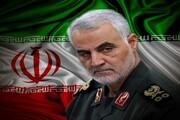 حاج قاسم سردار خط مقدم