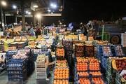 کاهش قیمت ۱۰ قلم از محصولات در بازارهای میوه و تره بار
