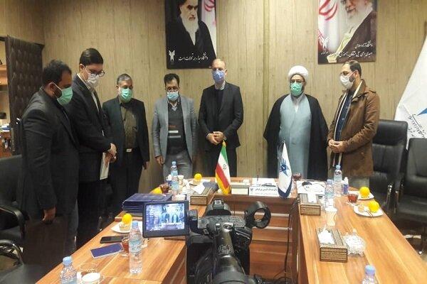 مسئول بسیج دانشجویی دانشگاه آزاد اسلامی شهر قدس معرفی شد