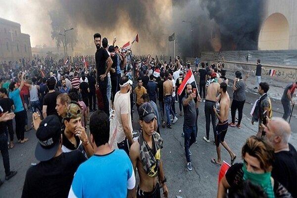 هسته بینالملل بسیج دانشجویی حوادث تروریستی در عراق را محکوم کرد