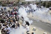 یورش نظامیان صهیونیست به شهر «نابلس»/ ۱۴ فلسطینی زخمی شدند