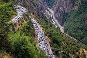 ادامه ممنوعیتهای تردد در محورهای شمال تا پایان آذر