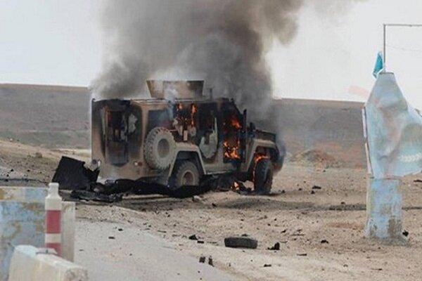 حمله به یک کاروان لجستیکی آمریکا در عراق