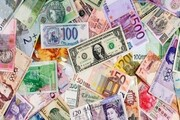 جزئیات قیمت رسمی انواع ارز/ افزایش نرخ یورو و پوند