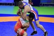 چهار مدال طلا، نقره و برنز در پنج وزن نخست به ایران رسید