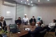 رونمایی از ۵ محصول واحد مشهد در نمایشگاه فن بازار استان خراسان رضوی