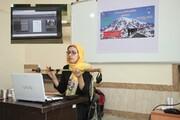 دوره مجازی کوهپیمایی در دانشگاه آزاد اسلامی استان هرمزگان برگزار شد