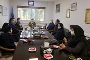 آیین گرامیداشت روز پرستار در سمنان برگزار شد
