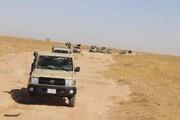 عملیات ضد تروریستی «حشد شعبی» در محور جنوبی «سامراء»