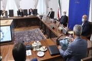 روحانی در نخستین نشست مشورتی دولت و مجلس: تصویب لایحه بودجه در موعد مقرر ضرورت دارد