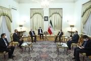 ایران برای کمک به حل قطعی مناقشه باکو – ایروان آماده است
