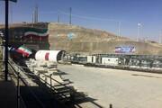 پروژه انتقال آب به دریاچه ارومیه به مرحله بهره برداری رسید