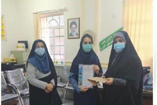 موفقیت دانشآموزان سما در مسابقه تصویرگری شهدای بوشهر
