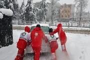 ۶ استان متاثر از حوادث جوی/ امدادرسانی به ۲۷۴ نفر