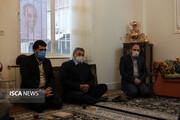 سفر معاون فرهنگی و دانشجویی دانشگاه آزاد اسلامی به استان زنجان