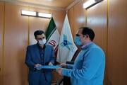 رئیس دانشکده حقوق دانشگاه آزاد اسلامی دامغان منصوب شد