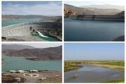 کاهش ۱۰ درصدی آب مخازن سدهای تهران/۳۲ درصد سدها پر است