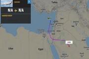 پرواز هواپیمای رژیم صهیونیستی به سمت ریاض