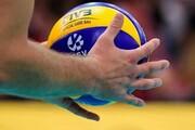 رنکینگ جهانی والیبال منتشر شد
