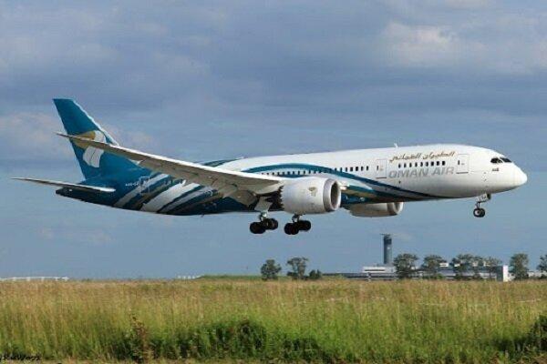 کلیه پروازهای خارجی فرودگاه مسقط به مدت یک هفته لغو شد