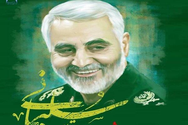 شهید سلیمانی، انسانی از دنیا بریده و آخرتگرا بود