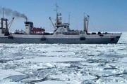 غرق شدن قایق ماهیگیری روسیه/ ۱۷ نفر مفقود شدند
