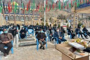 تجدید میثاق مسئولان و کارکنان سمای کرمان با آرمانهای نظام و انقلاب اسلامی