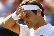 فدرر تنیس آزاد استرالیا را از دست داد