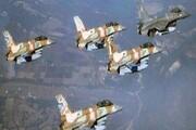 جنگندههای رژیم صهیونیستی حریم هوایی لبنان را نقض کردند