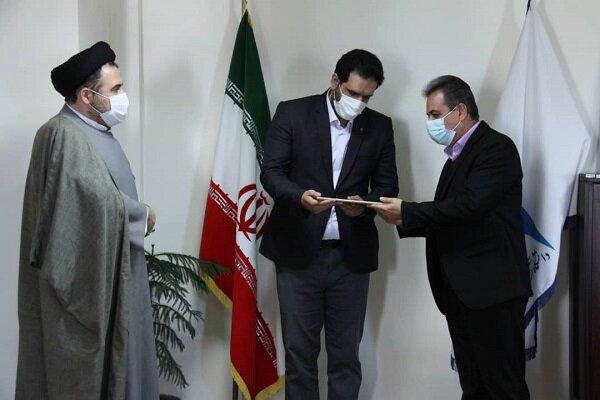 معاون علمی دانشگاه آزاد اسلامی واحد بوشهر معرفی شد