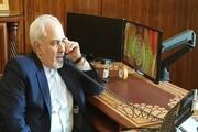 تاکید ظریف بر حمایت همهجانبه ایران از روند صلح افغانستان