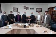 تفاهمنامه واحد گرمسار با سازمان نظام دامپزشکی استان سمنان منعقد شد