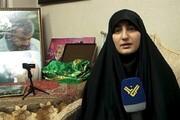 امام خامنهای برای پدرم حکم رگ گردن را داشت