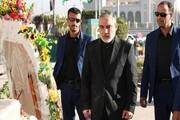 سفیر ایران در یمن بر سر مزار شهید «صالح الصماد» حضور یافت
