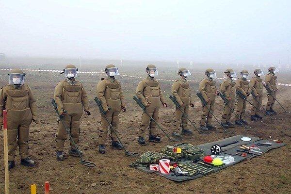 مینروبی «آغدام» توسط نظامیان ترکیه و جمهوری آذربایجان