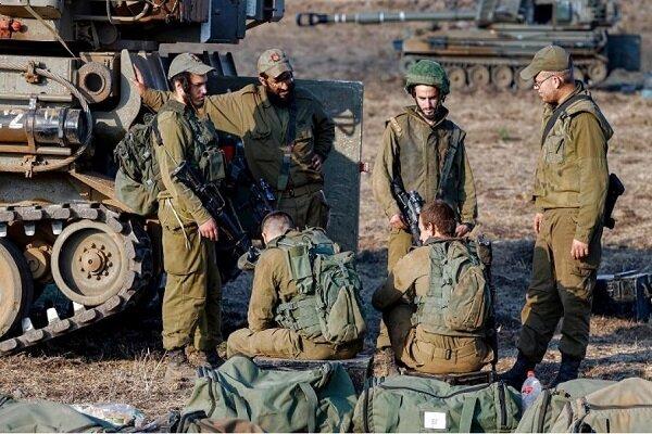 آشفتگی در میان نظامیان صهیونیست/«افسران از ارتش فرار می کنند»