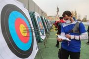برتری دانشگاه آزاد اسلامی مقابل حریفان در لیگ تیراندازی با کمان