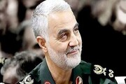 سوگواری برای مرد میدان در قلب تهران