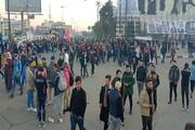 تجمع میلیونی عراقیها در میدان التحریر