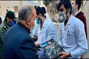 تجلیل از کادر درمان سبزوار در سالگرد شهادت سردار سلیمانی