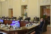 سرلشکر موسوی با رئیس مجلس دیدار کرد