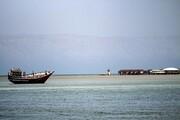 هدف قرار گرفتن یک کشتی در دریای عمان