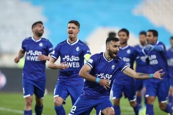 استقلال تهران 1 - فولاد خوزستان 0/ برد شیرین فرهاد در گام نخست