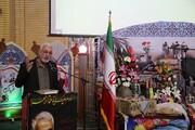برگزاری مراسم سالگرد شهادت سردار سلیمانی در واحد شهر قدس